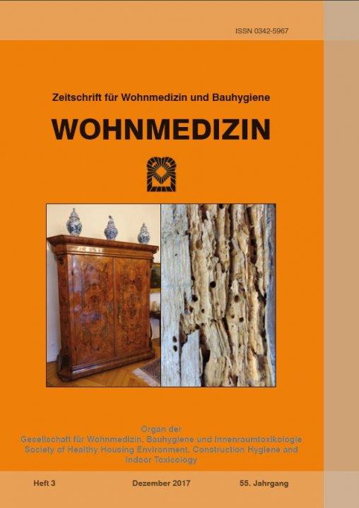 Wohnmedizin wohnmedizin heft 3 2017 for Aw zeitschrift